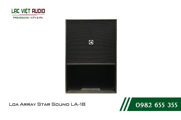 Giới thiệu về sản phẩmLoa Array Star Sound LA18