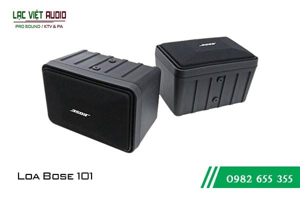 Giới thiệu về sản phẩm Loa Bose 101
