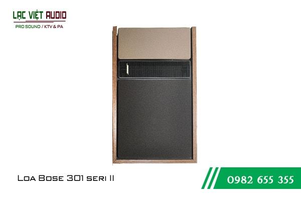 Giới thiệu về sản phẩm Loa Bose 301 seri II