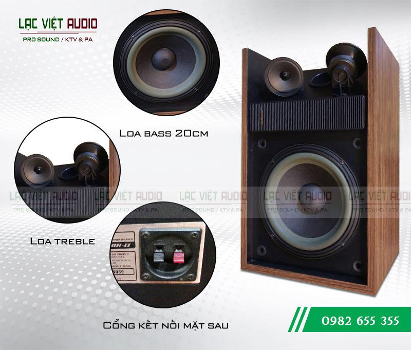 Tính năng của thiết bị Loa Bose 301 seri II