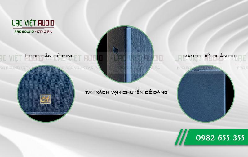 Các đặc điểm nổi bật của sản phẩm Loa CA Sound F115