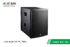 Giới thiệu về sản phẩm Loa sub HK PL 118A