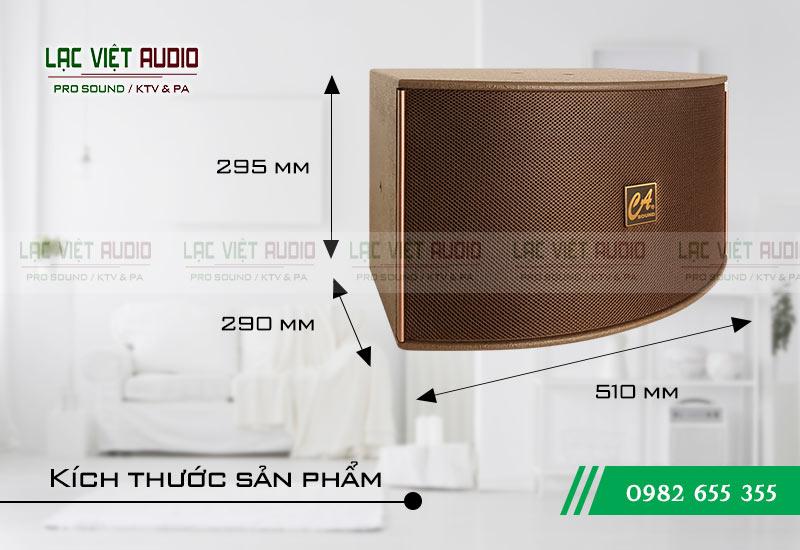 Thiết kế của sản phẩm Loa CA Sound K210