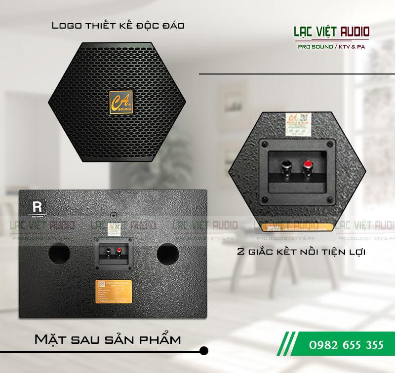Tính năng nổi bật của sản phẩm Loa CA Sound K710