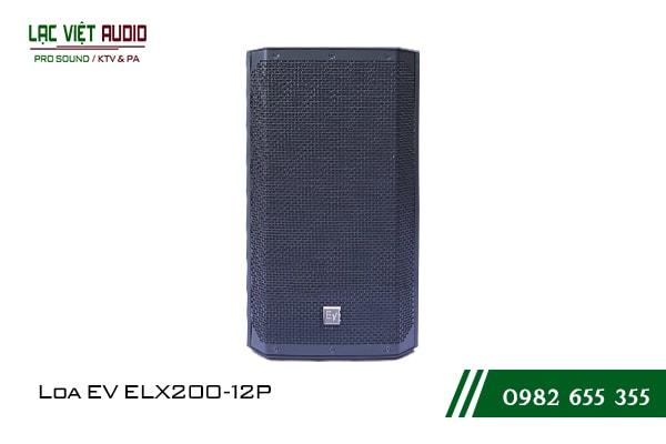 Thiết kế của sản phẩm Loa EV ELX200 15P
