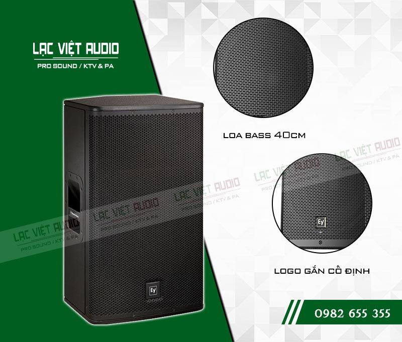 Các tính năng nổi bật của sản phẩm Loa EV ELX200 15