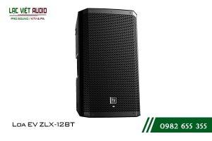 Giới thiệu về sản phẩm Loa EV ZLX 12BT