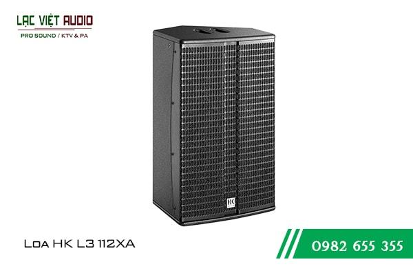 Giới thiệu về sản phẩm Loa HK L3 112XA
