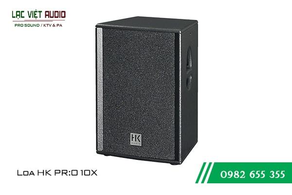 Giới thiệu về sản phẩm Loa HK PRO 10X