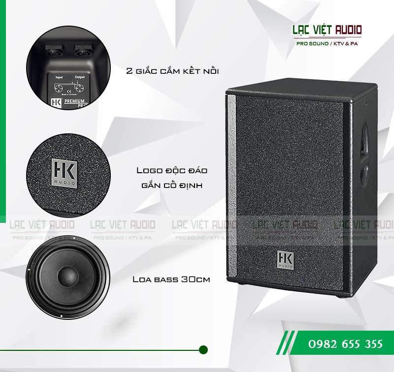 Tính năng nổi bật của sản phẩm Loa HK PRO 12