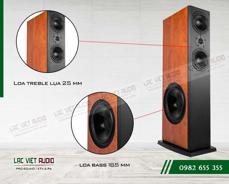 Các tính năng nổi bật của sản phẩm Loa Paramax D2000