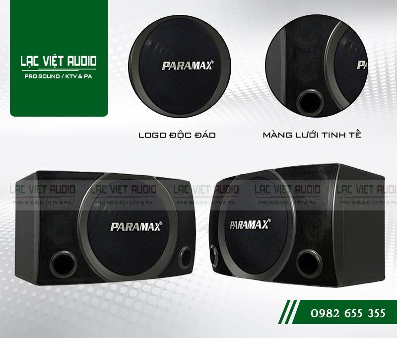 Tính năng của thiết bị Loa Paramax SC 2500 NEW