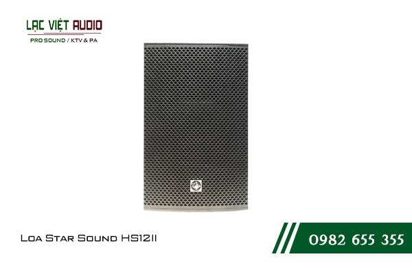 Giới thiệu sản phẩm Loa Star Sound HS12II