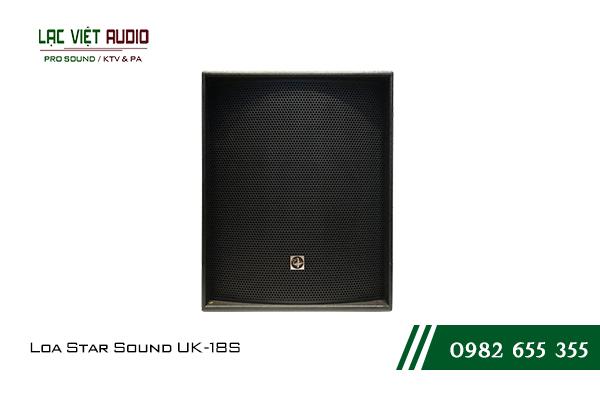 Giới thiệu sản phẩm Loa Star Sound UK18S