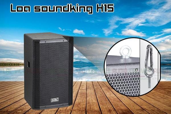 Tính năng nổi bật của sản phẩm Loa soundking H15