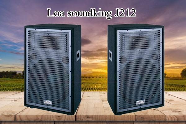 Tính năng nổi bật của sản phẩm Loa soundking J212