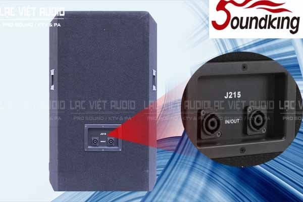 Tính năng nổi bật của sản phẩm Loa soundking J215