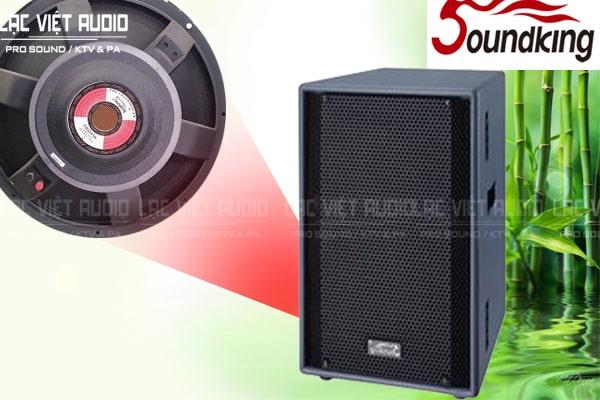 Thiết kế bên ngoài của sản phẩm Loa soundking F215