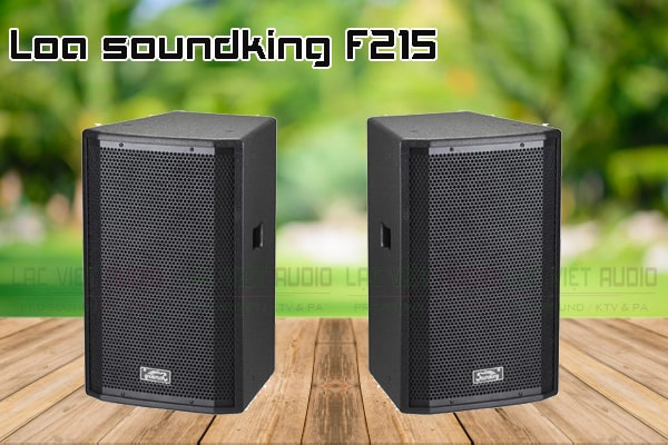 Tính năng nổi bật của sản phẩm Loa soundking F215
