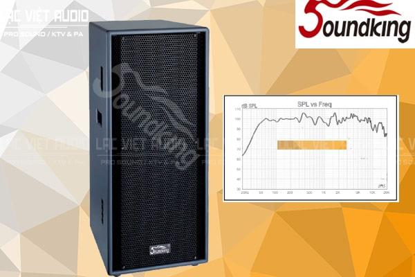 Tính năng nổi bật của sản phẩm Loa soundking F2215