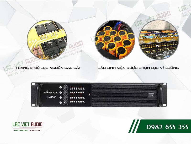 Các đặc điểm nổi bật của sản phẩmCục đẩy Star Sound K4130P