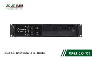 Giới thiệu về sản phẩmCục đẩy Star Sound K4130S