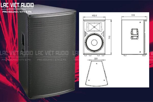 Tính năng nổi bật của sản phẩm Loa soundking KA15