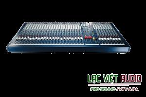 Giới thiệu về sản phẩm Bàn mixer Soundcraft LX7II 24