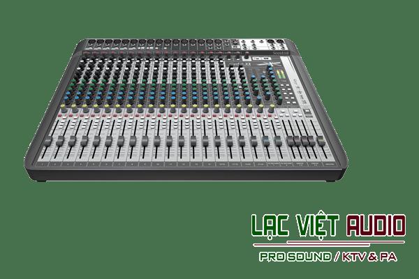 Giới thiệu về sản phẩm Bàn mixer Soundcraft SIGNATURE 22