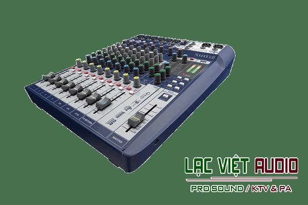 Giới thiệu về sản phẩm Bàn mixer Soundcraft SIGNATURE 10