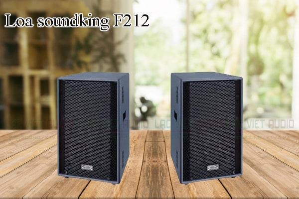 Tính năng nổi bật của sản phẩm Loa soundking F212