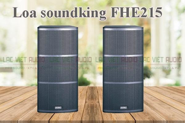 Tính năng của sản phẩm Loa soundking FHE215