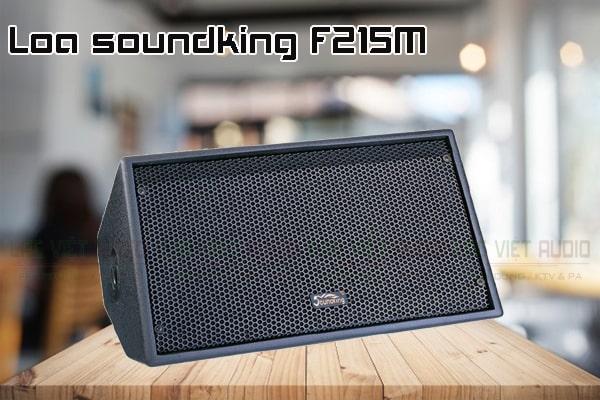 Thiết kế bên ngoài của sản phẩm Loa soundking F215M