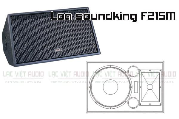 Tính năng nổi bật của sản phẩm Loa soundking F215M