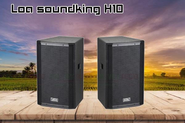 Tính năng nổi bật của sản phẩm Loa soundking H10