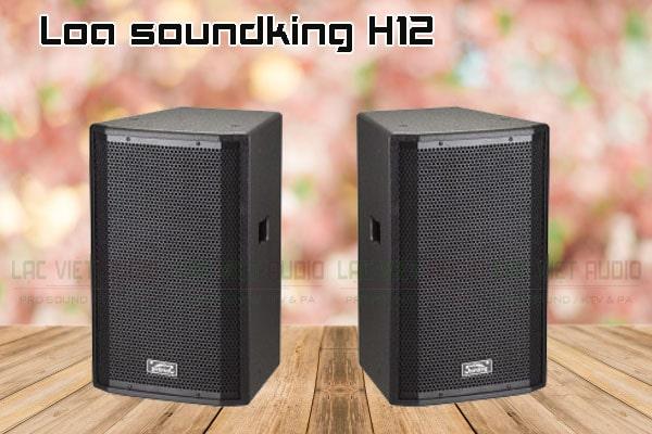 Tính năng nổi bật của sản phẩm Loa soundking H12