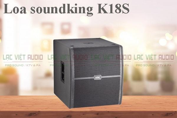 Tính năng của sản phẩm Loa soundking K18S