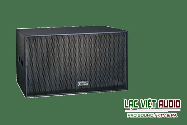 Giới thiệu về sản phẩm Loa soundking F1218S