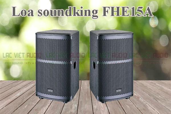 Tính năng của sản phẩm Loa soundking FHE15A