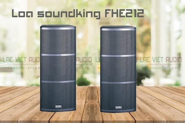 Tính năng nổi bật của sản phẩm Loa soundking FHE212