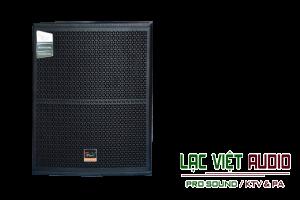 Giới thiệu sản phẩm Loa TplusV sub W 118S