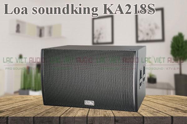Tính năng của sản phẩm Loa soundking KA218S