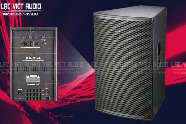 Thiết kế bên ngoài của sản phẩm Loa soundking KA15