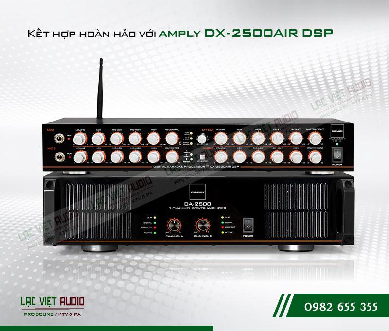 Giới thiệu về sản phẩm Cục đẩy công suất paramax DA 2500