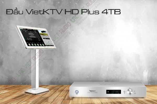 1 đầu VietKTV HD Plus 4TB