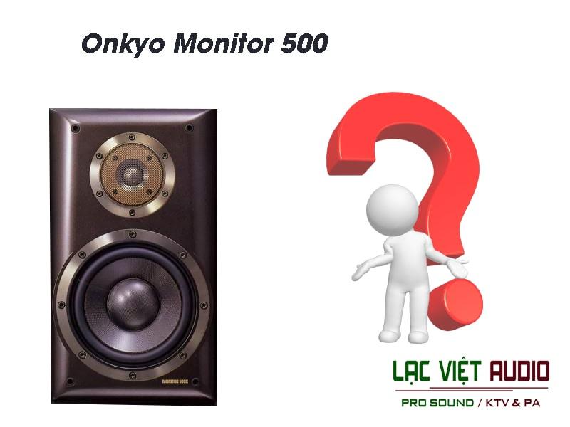 Onkyo Monitor 500