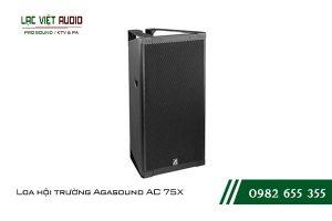 Giới thiệu về sản phẩm Loa hội trường Agasound AC 75X