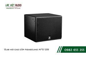 Giới thiệu về sản phẩm Loa Sub hơi cao cấp Agasound AFS 12B