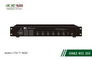 Giới thiệu về sản phẩm Amply ITC T30C