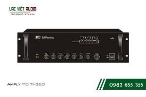 Giới thiệu về sản phẩm Amply ITC TI 350